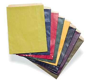 Merchandise Paper Bags with Colour Tone