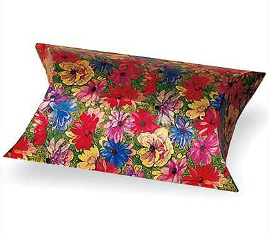 Pillow Boxes - Patterned