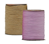 Raffia Ribbon - Matt Finish