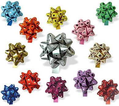 Box Design Star Bows