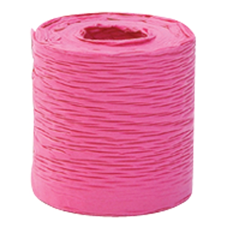 Paper Ribbon - Crinkle - Pink