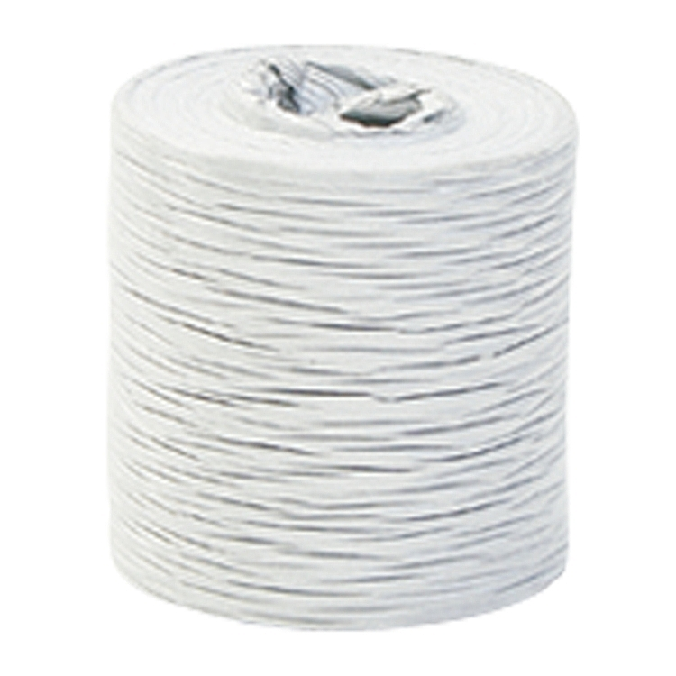 Paper Ribbon - Crinkle - Silver
