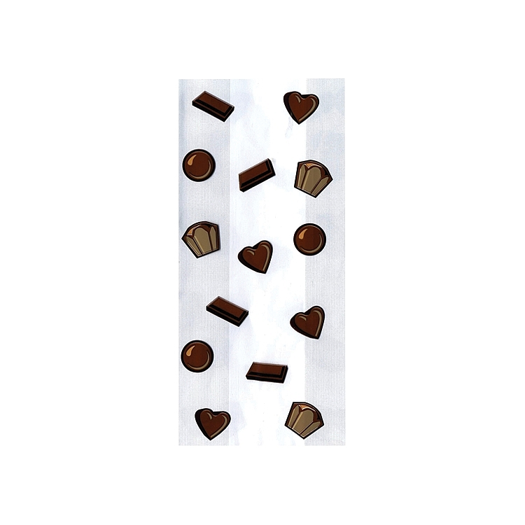 Cellophane Bags Designs - Chocolates