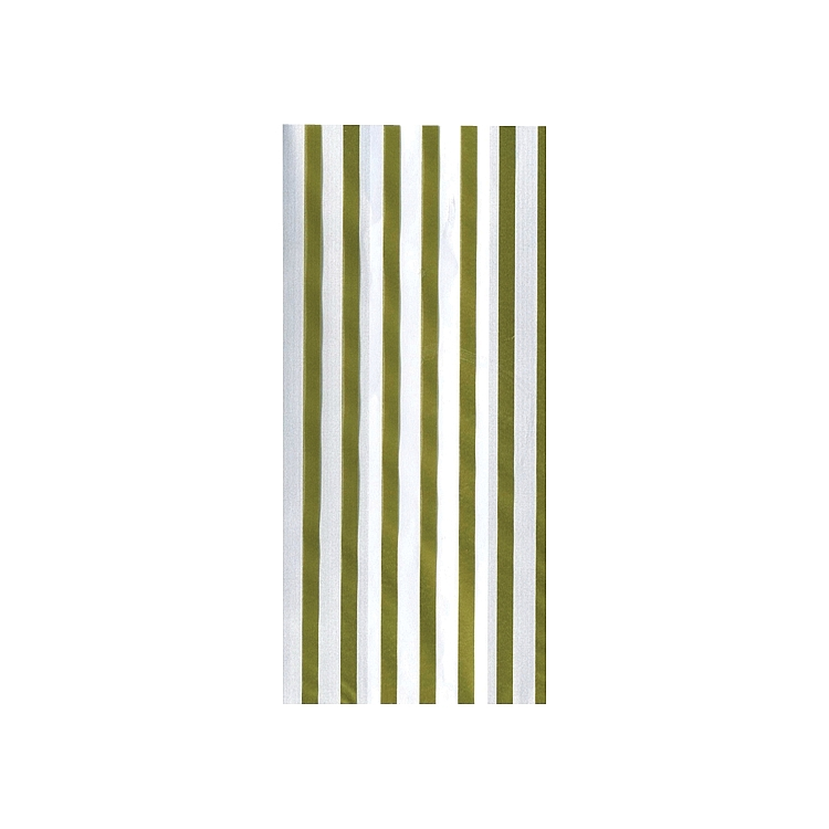 Cellophane Bags Designs - Gold Stripes