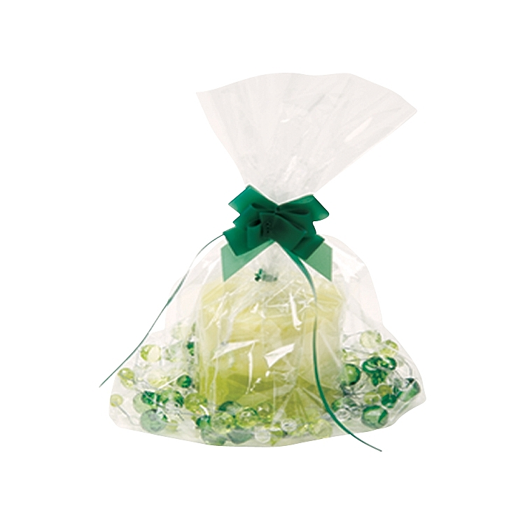 Flat Clear Cellophane Bags