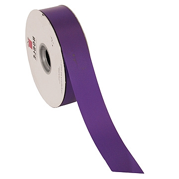 Waterproof Flora Satin Ribbon