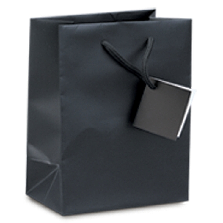Matt Paper Shopping Bags
