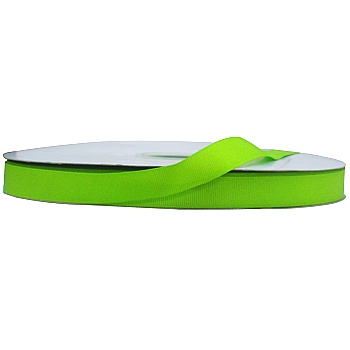 Grosgrain Ribbon - Apple Green