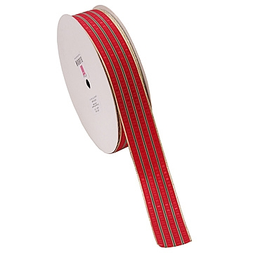 Red W-Greenstripe