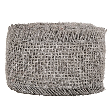 Metallic Jute Ribbon