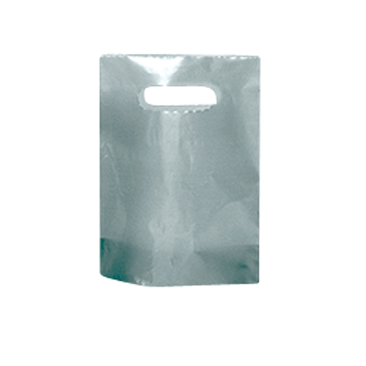 Biodegradable Frosted Plastic Bags