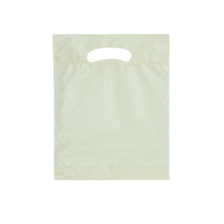 Biodegradable Solid Colour Plastic Bags
