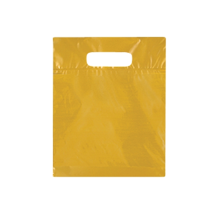 Solid Colour Plastic Bag