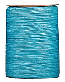 Raffia Ribbon - Matt Finish - Blue