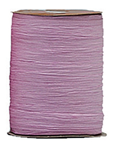 Raffia Ribbon - Matt Finish - Lavender