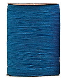 Raffia Ribbon - Matt Finish - Royal Blue