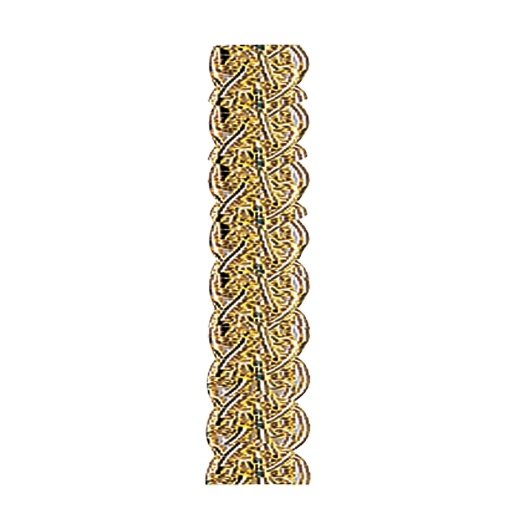 Metallic Twisted Rope - Gold