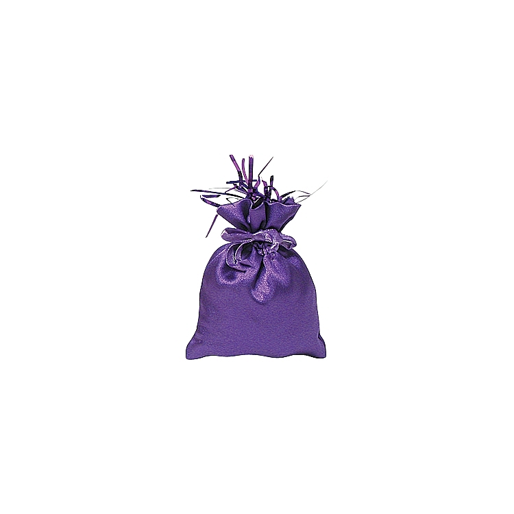 Satin Pouches - Purple
