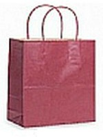 Colour Tone on White Shopping Bags - Dubb
