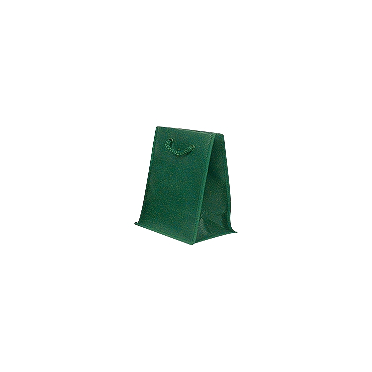 Rope Handle Non Woven Bags - Green