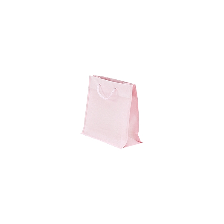 Rope Handle Non Woven Bags - Pink