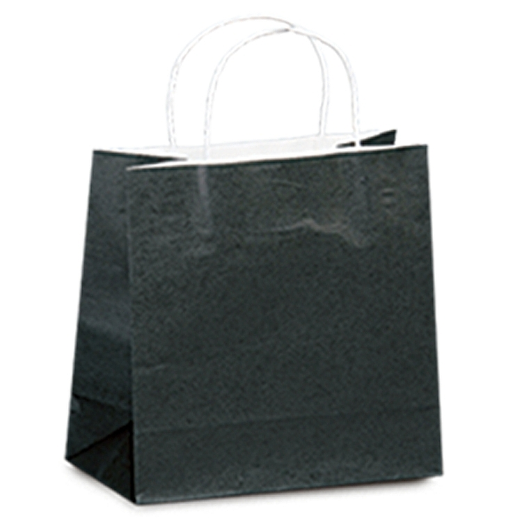 Colour Tone on White Paper Shopping Bags