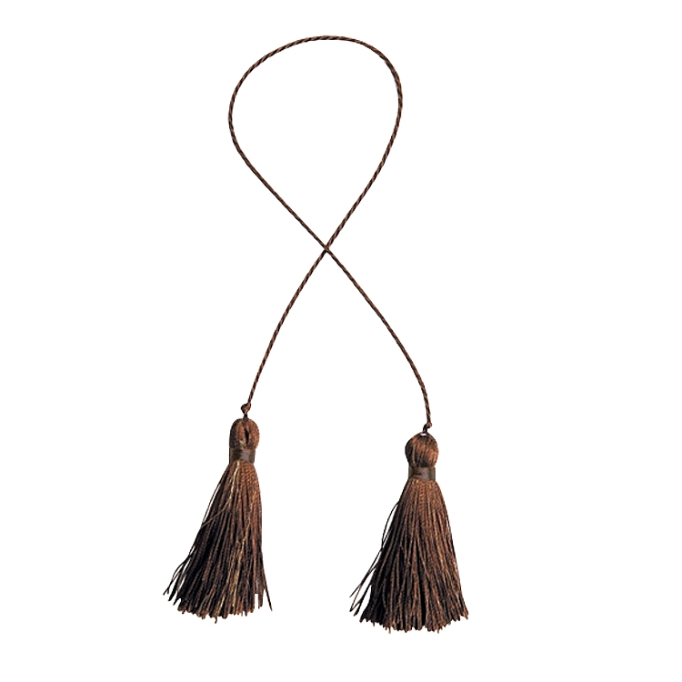Tassels - Brown