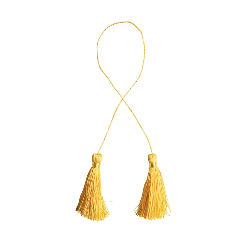 Tassels - Yellow