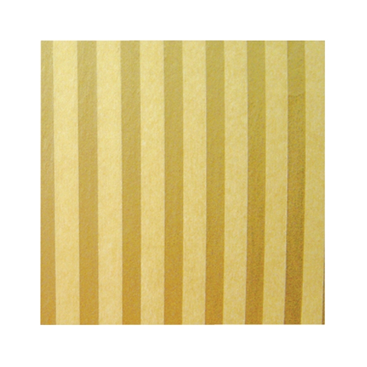 Gold Stripe On Sun