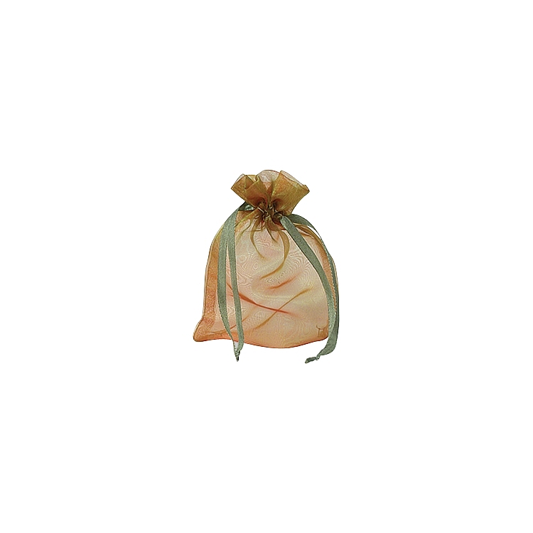 Organza Iridenscent Bags - Copper
