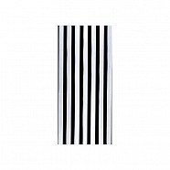 Cellophane Bags Designs - Black Stripes