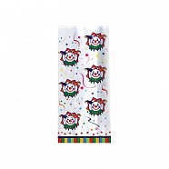 Cellophane Bags Designs - Clowns
