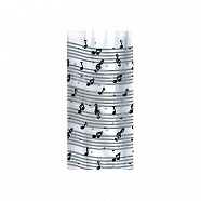 Cellophane Bags Designs - Musical Notes