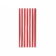 Cellophane Bags Designs - Red Stripes