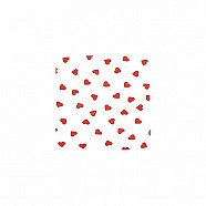 Elite Themed Tissue Paper - Contemporary Hearts